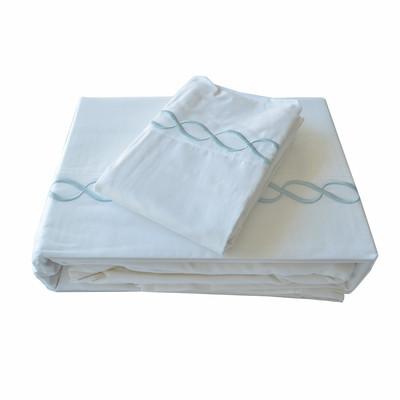 North Home Barcelona 100% Egyptian Cotton 310 Thread Count Sheet Set