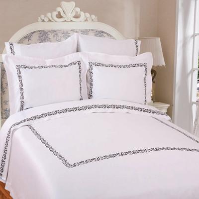 North Home - Bordeaux 100% Egyptian Cotton 310 Thread Count Sheet Set