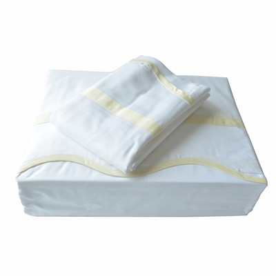 North Home - Truffles 100% Egyptian Cotton 310 Thread Count Sheet Set