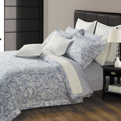 Nygard Home Hampton Duvet Cover Set