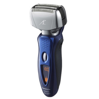 Panasonic Nanotech Rechargeable Shaver with 4 Blades