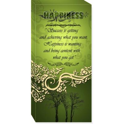 HAPPINESS - 10x20 print