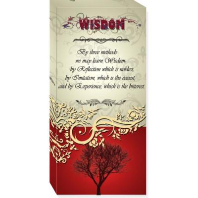 WISDOM - 10x20 print
