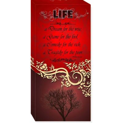 LIFE II - 10x20 print