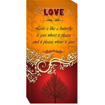 LOVE II - 10x20 print