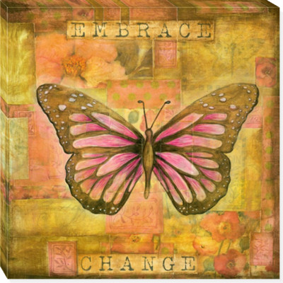 EMBRACE CHANGE -  print