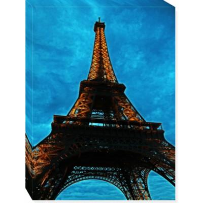 EIFFEL TOWER 3 - 18x24 print