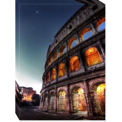 MOONRISE ROME -  print