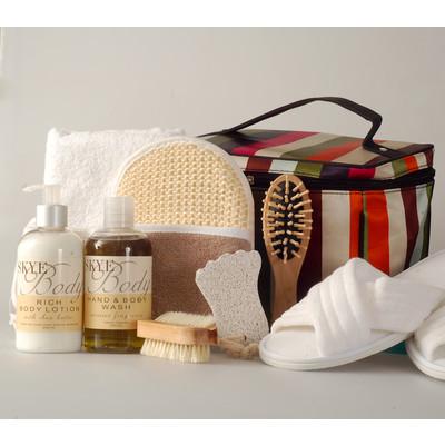 Skye Body Travel Kit - Stripe