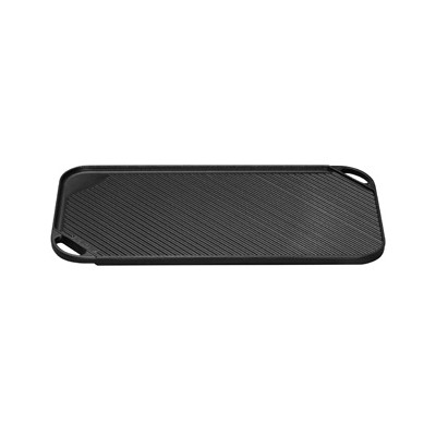 Le Creuset  Giant Reversible Grill/Griddle BLACK