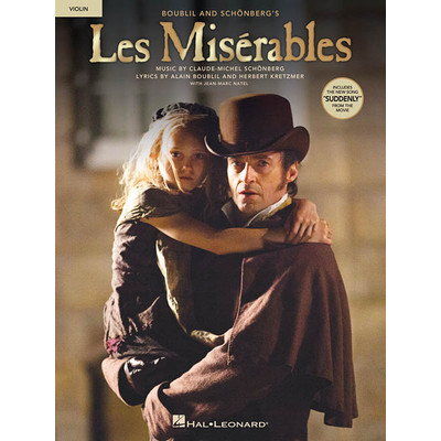 Music Les Miserables - Solos from the Movie - Violin