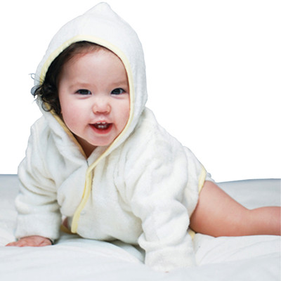 Bamboo Baby Beach Robe