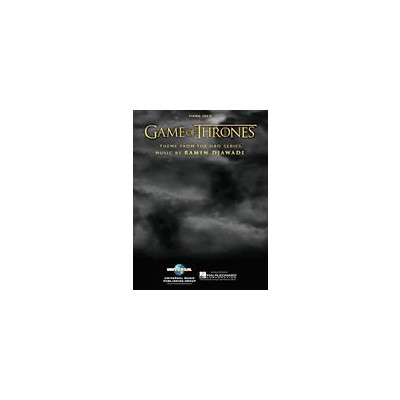 SheetMusic Game Of Thrones (Theme From HBO Series)