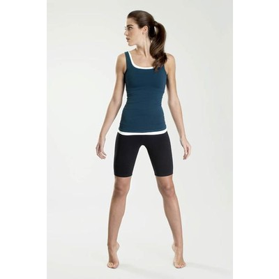 Fitness Shorts with built-in shapewear
