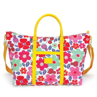 Anna Weekend Bag - Floral