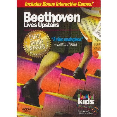 DVD Classical Kids - Beethoven Lives Upstairs