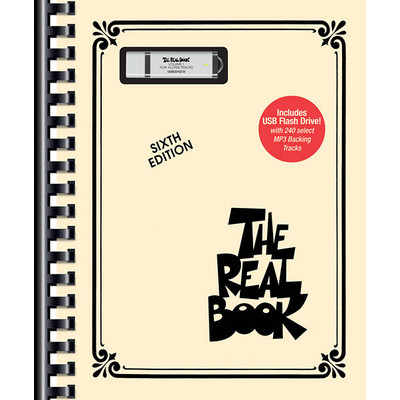 Music Real Book Vol.1 - Book & USB Flash Drive Play Along