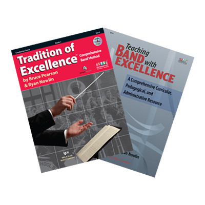 Tradition of Exellence Book 1 - Complete Conductor Package - Neil A. Kjos Company - W61FCP