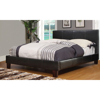 Volt - 54 Double Bed - Brown