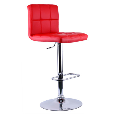 MAX-GAS LIFT STOOL-RED - BOX OF 2
