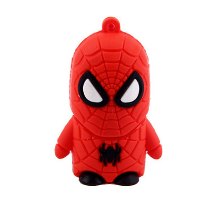 American Heros 8GB USB 2.0 Flash Drive - Spiderman