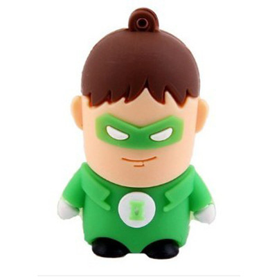 American Heros 8GB USB 2.0 Flash Drive - Green Lantern