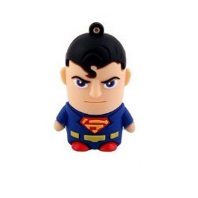 American Heros 8GB USB 2.0 Flash Drive - Superman