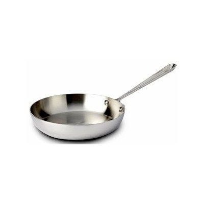All-Clad Tri-Ply Stainless French Skillet -  9 1/2""