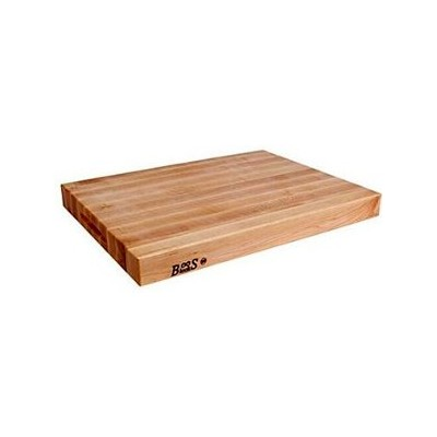 BoosBlock Cutting Board - Maple - 18 by 24 by 2.25 Inch Thick