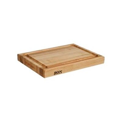 """BoosBlock Carving Board - Maple - 15 x 20 x- 2.25"""" Thick"""