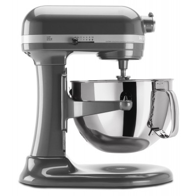 KitchenAid Pro 600 Stand Mixer - 6 qt - Pearl Metallic