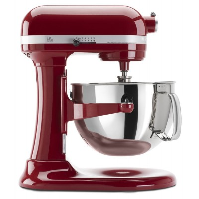 KitchenAid Professional 600 Stand Mixer - 6 qt - Red