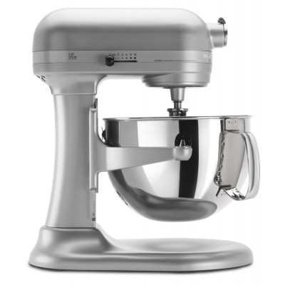 KitchenAid Pro 600 Stand Mixer - 6 qt - Nickel Pearl