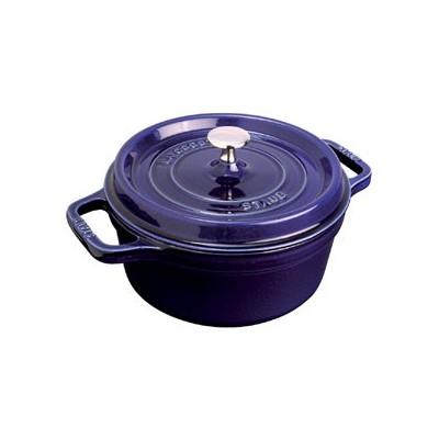 Staub French Oven - Round - 4.6 L - Dark Blue