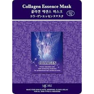 10 X MJ Care Collagen Essence Mask Sheet Pack