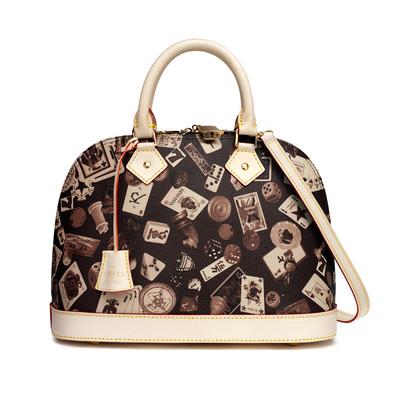 Divo Diva Casino Style MONTE CARLO lady's bag