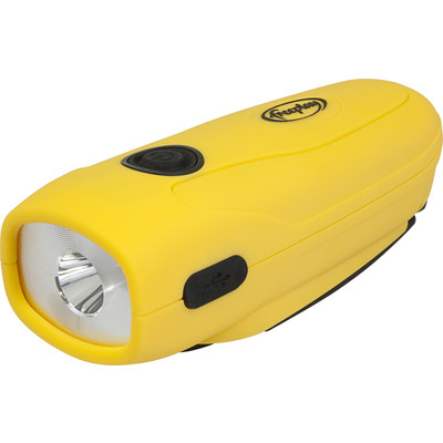 Freeplay Mini Sherpa Compact Flashlight Yellow