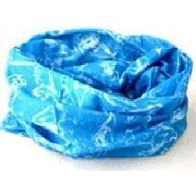 2 X Funky Multifunctional Headwear - Freedom Blue