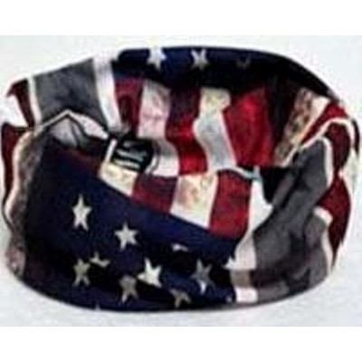 2 X Funky Multifunctional Headwear - American Spirit