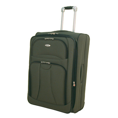 West Jet Navigator Luggage 26 inches Exp. Suiter Trolley - Sage Color