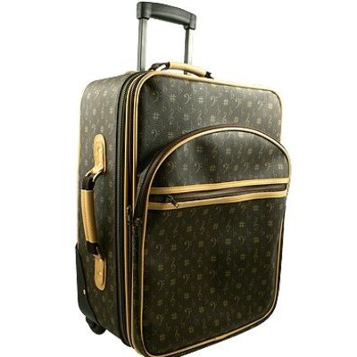 "Suitcase Aim 20"" Pull  French Design - Aim - 43990"