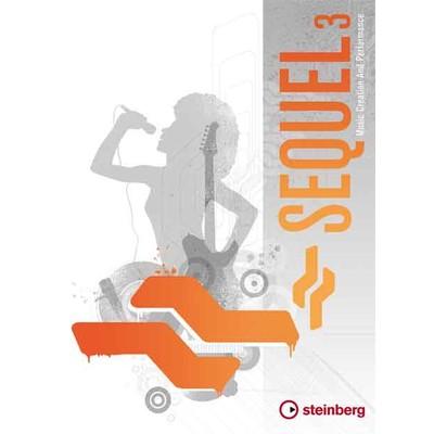 Steinberg Sequel 3 Software - Steinberg - 502021133