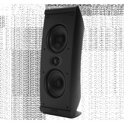 Polk Audio OWM5 Multi-Application Loudspeaker (OWM5 Black) Each