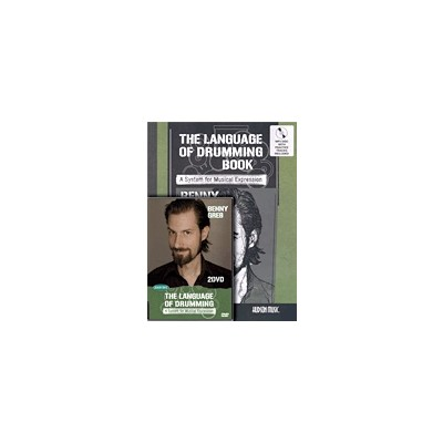 Music Benny Greb - The Language of Drumming (Book/CD/2-DVD)