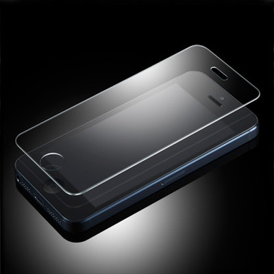 2 X Explosion-Proof Tempered Glass Screen for iPhone 5 (17716)
