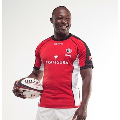 Rugby Canada National Replica 15's Home Jersey