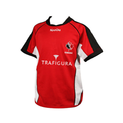 Rugby Canada National Kids' Replica 15's Home Jersey