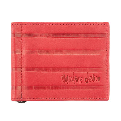 Mascalzone Latino Money Clip Wallet