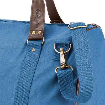 Mascalzone Latino Canvas Travel Bag