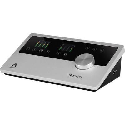 Apogee Quartet for iPad and Mac - Apogee - QUARTET-IOS-MAC-LO